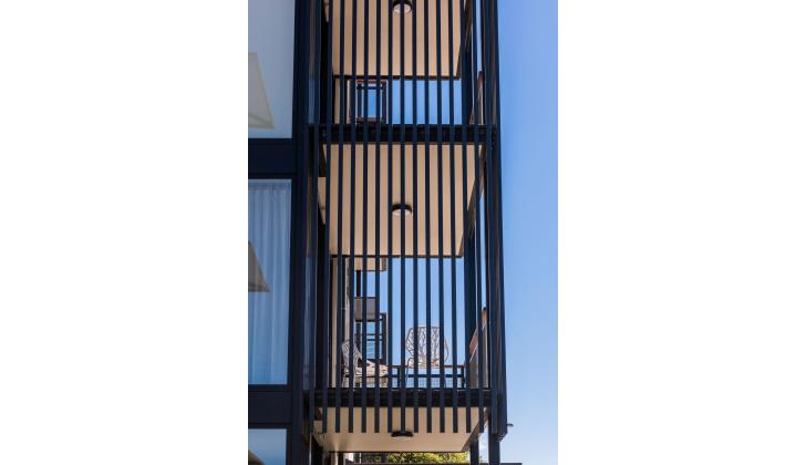 Rakaia Apt 3 of 6 Balcony screens2