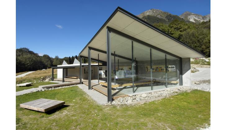 Routeburn Shelter 009
