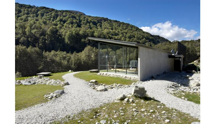 Routeburn Shelter 010